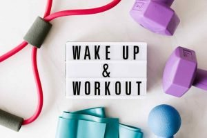 weights and workout routine
