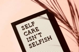 self care for women how to say no