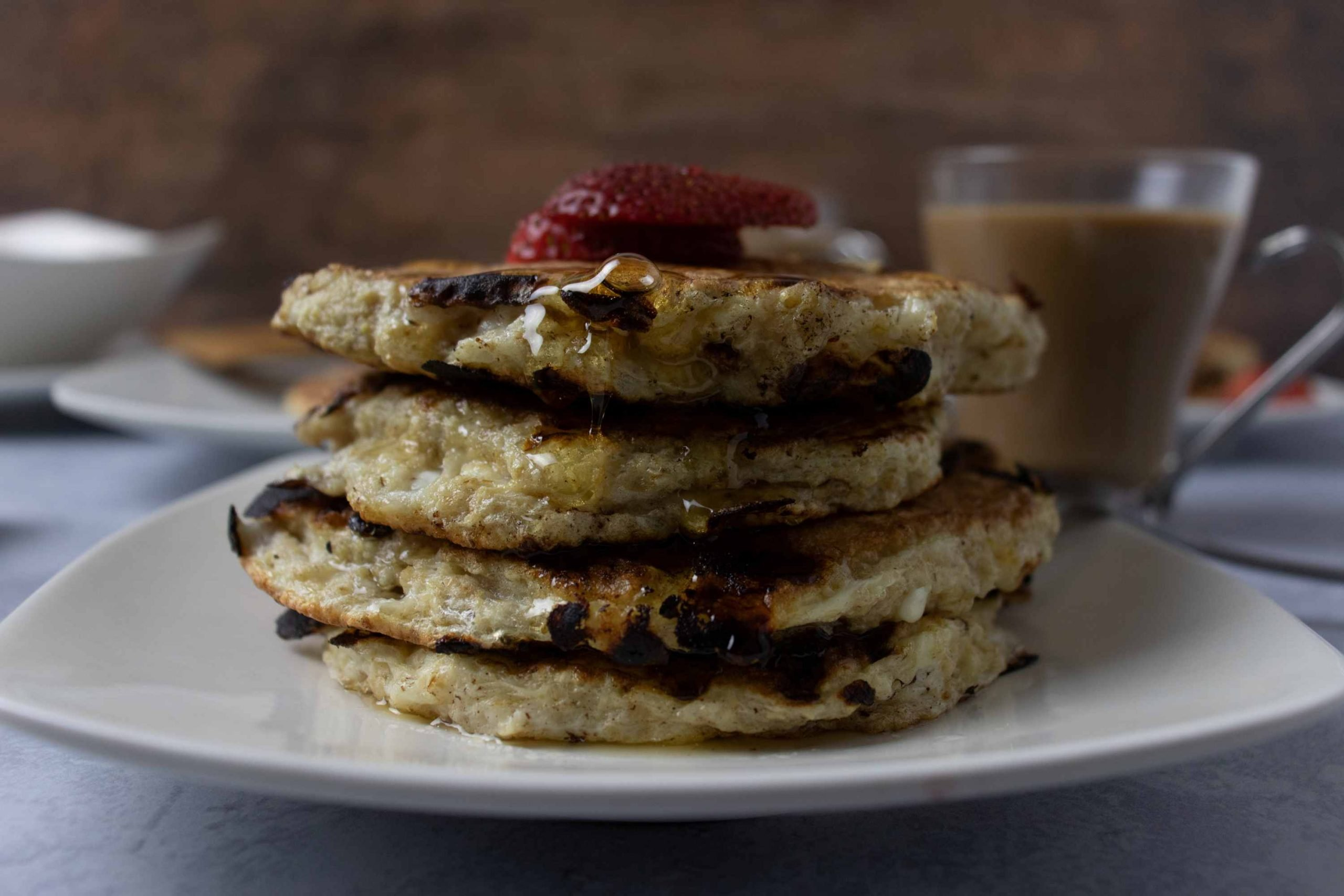 how to make delicious protein pancakes